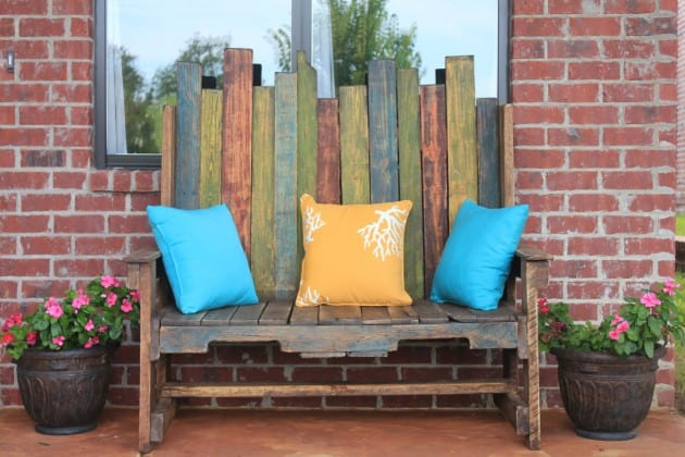 Learn How To Make Useful Furniture From Wooden Pallets With These 24 Fabulous Ideas homesthetics decor (15)