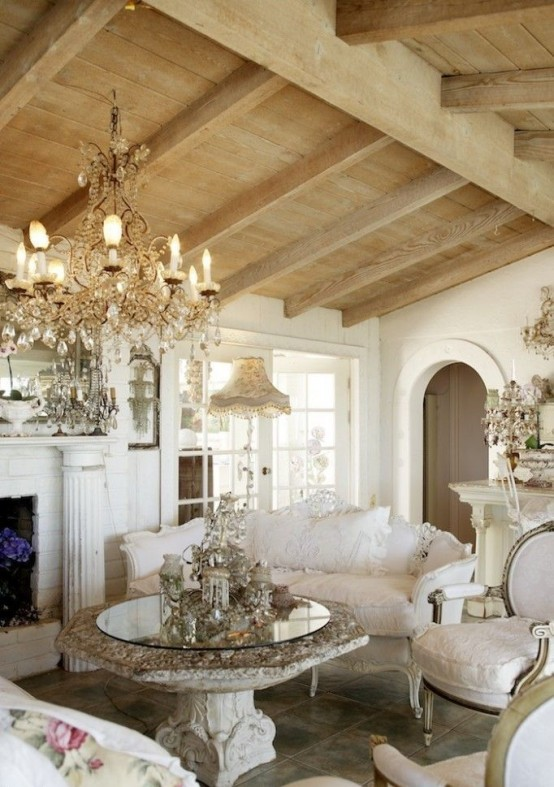 Top 20 Dreamy Shabby Chic Living Room Designs-homesthetics (10)