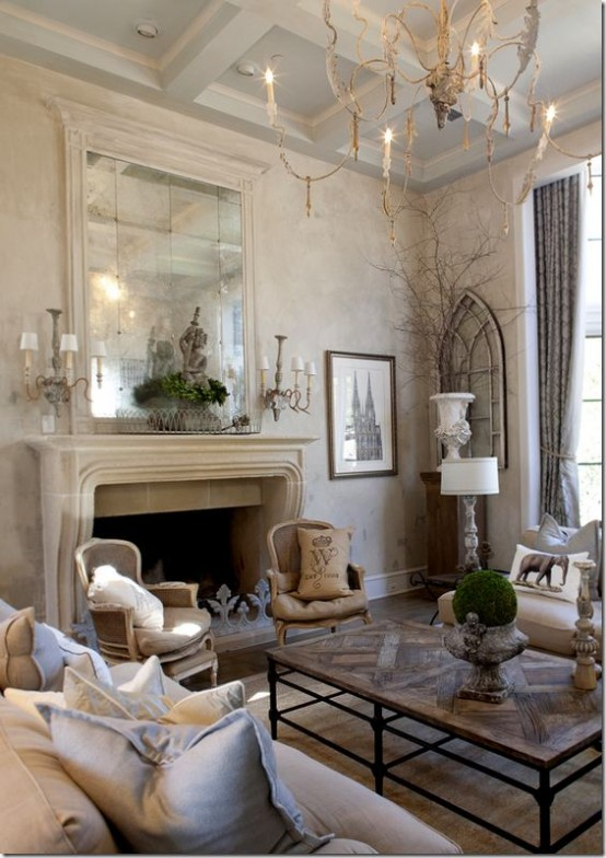 Top 20 Dreamy Shabby Chic Living Room Designs-homesthetics (7)