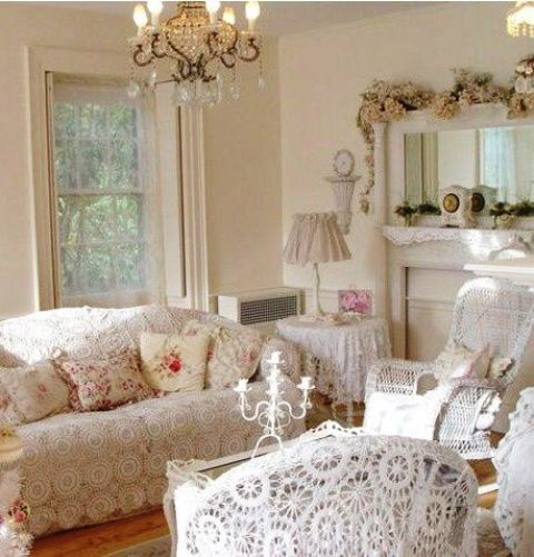 Top 20 Dreamy Shabby Chic Living Room Designs-homesthetics (9)