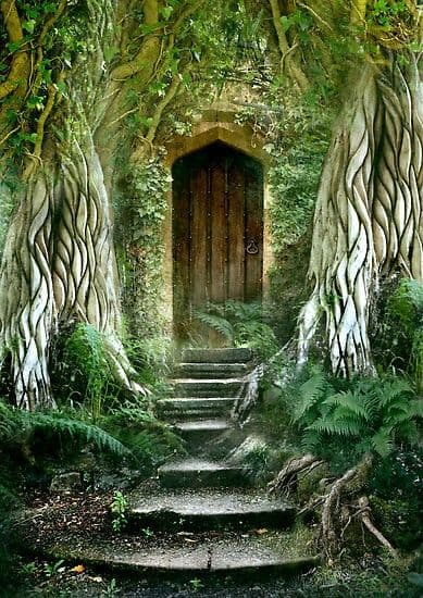 Top 20 Out Of This World Magical Door Designs-homesthetics (5)