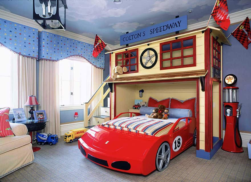 Attrayant Kid Bedroom Decor (4)