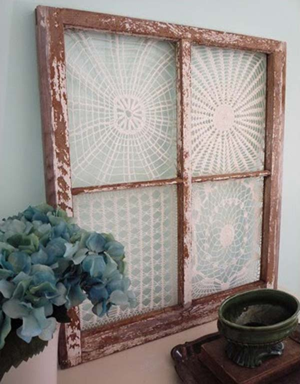 v22 Charming and Beautiful Lace DIY Projects to Realize at Home homesthetics decor (1)