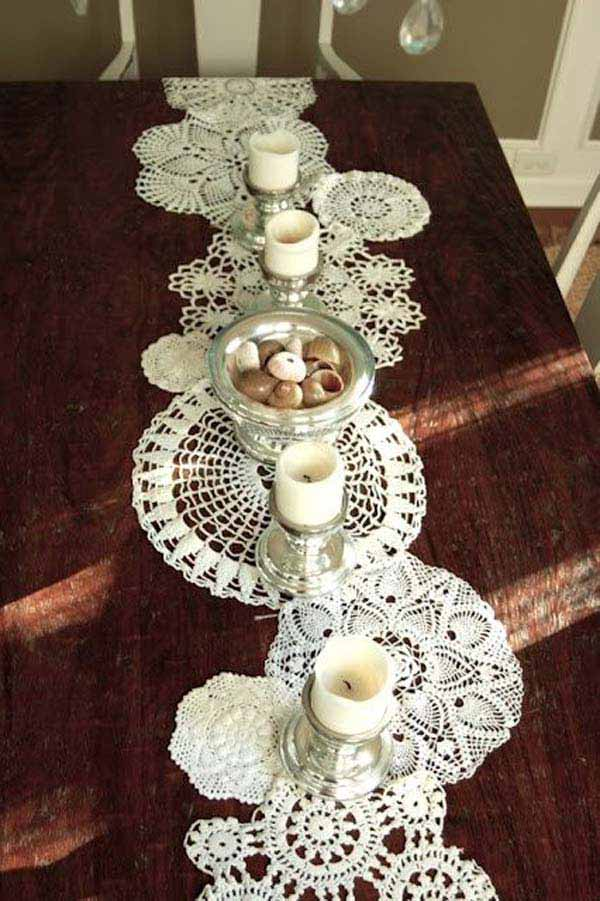 v22 Charming and Beautiful Lace DIY Projects to Realize at Home homesthetics decor (10)