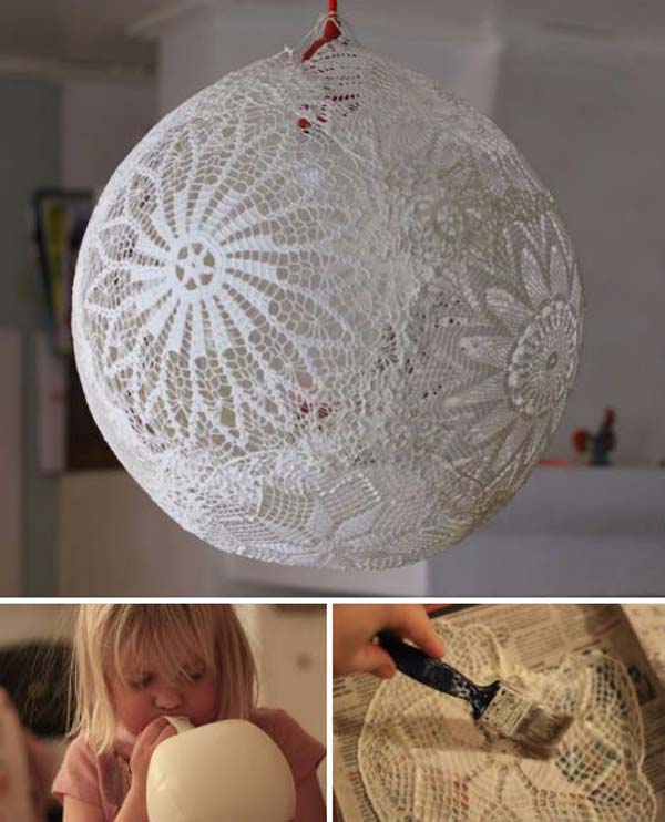 v22 Charming and Beautiful Lace DIY Projects to Realize at Home homesthetics decor (11)