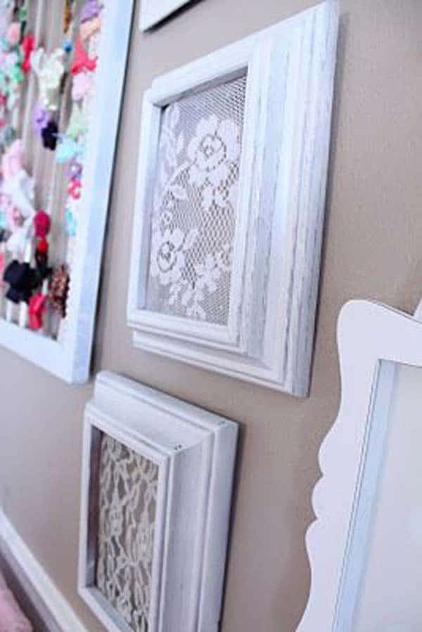 v22 Charming and Beautiful Lace DIY Projects to Realize at Home homesthetics decor (12)