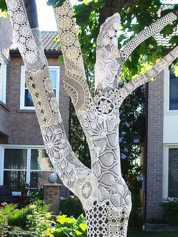 v22 Charming and Beautiful Lace DIY Projects to Realize at Home homesthetics decor (2)