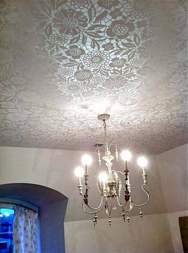 v22 Charming and Beautiful Lace DIY Projects to Realize at Home homesthetics decor (5)