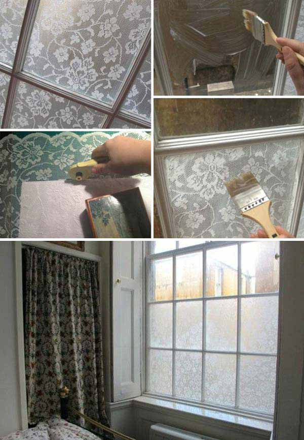 v22 Charming and Beautiful Lace DIY Projects to Realize at Home homesthetics decor (9)