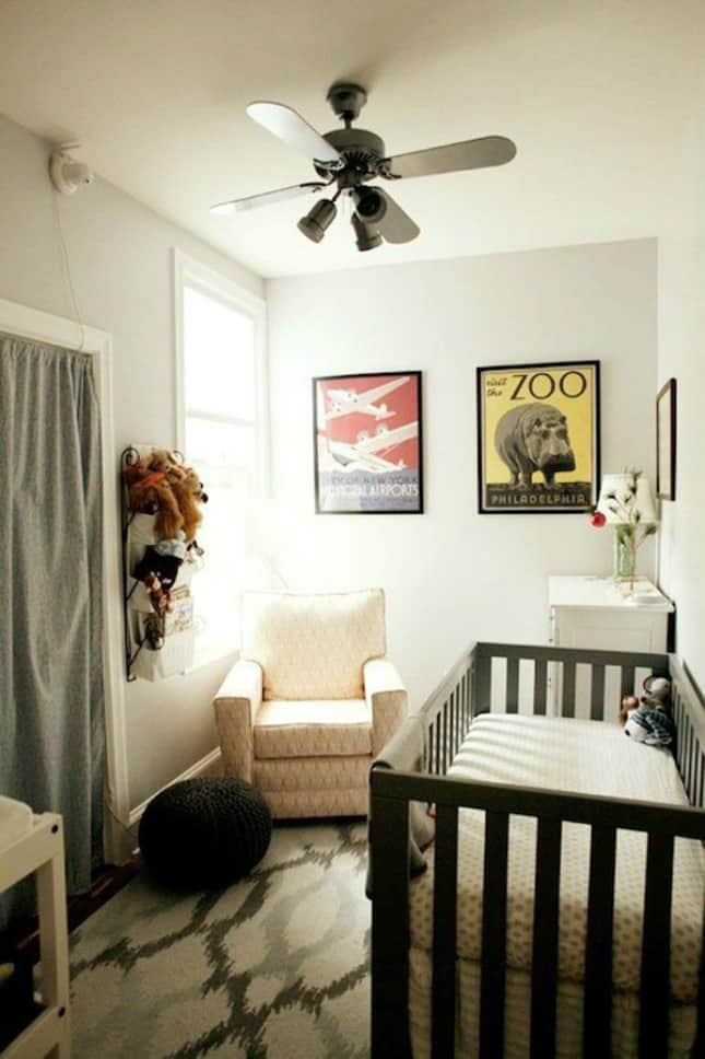 12 ingenious space saving tips and tricks for small nursery