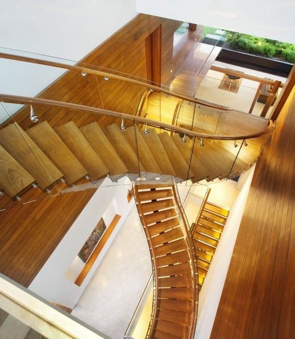 Awesome Mansion Staircases Perfect For Your Dream Home