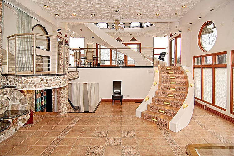 16 Awesome Mansion Staircases Perfect For Your Dream Home (9)