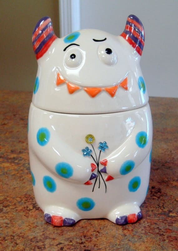 #2 ADDING HUMOR AND FUN TO YOUR POTTERY PAINTING
