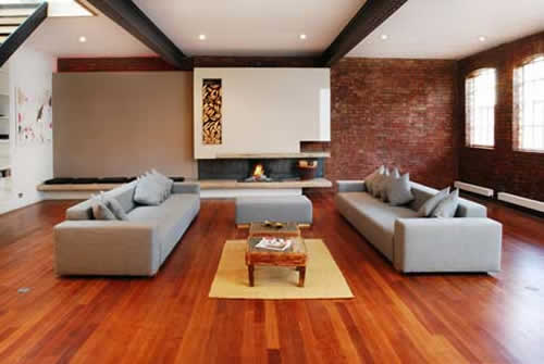 15 inspiring floor tile ideas for your living room home decor for Living room floor decor