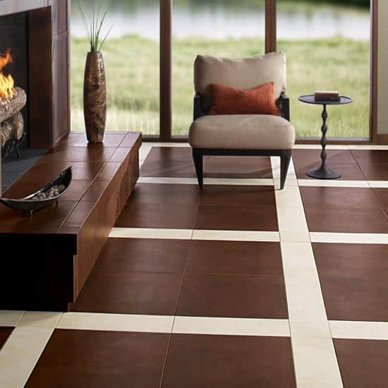 18 Inspiring Floor Tile Ideas For Your Living Room Home Decor