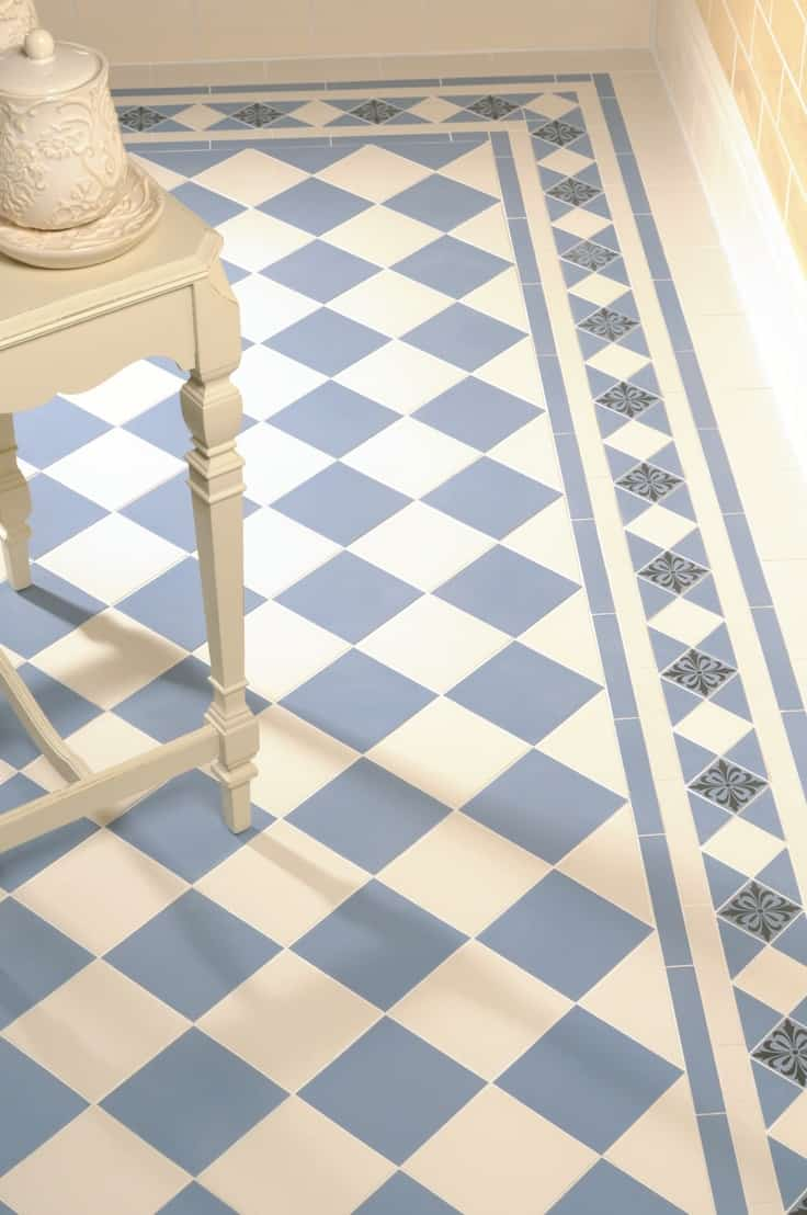 15 inspiring floor tile ideas for your living room home decor for Floor tiles images