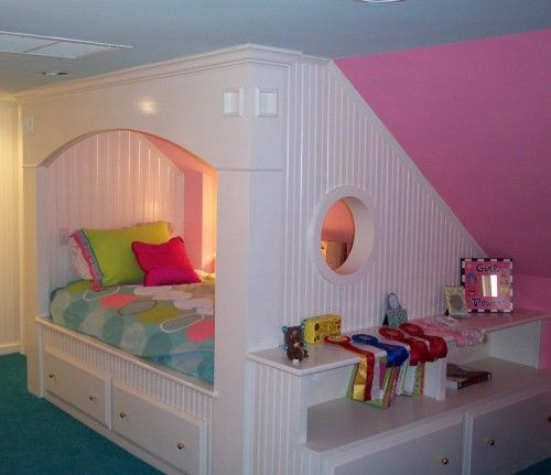 21 Fun And Interesting Ways To Turn An Old Attic Into A Decorative Functional Room