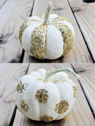 21 Charming White Pumpkin Fall Decorations For Your Household homesthetics decor (5)