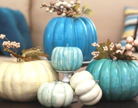 21 Charming White Pumpkin Fall Decorations For Your Household homesthetics decor (8)