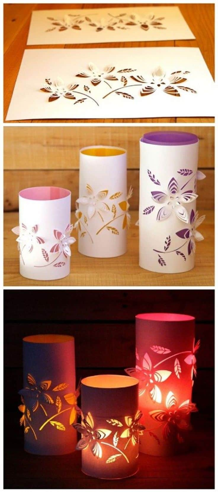 21 MAKE AND SELL DELICATE PAPER LANTERNS