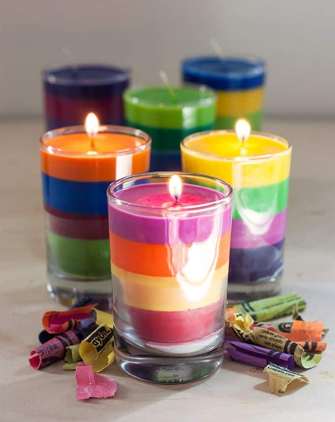 4 MAKE AND SELL YOUR OWN CRAYON CANDLES