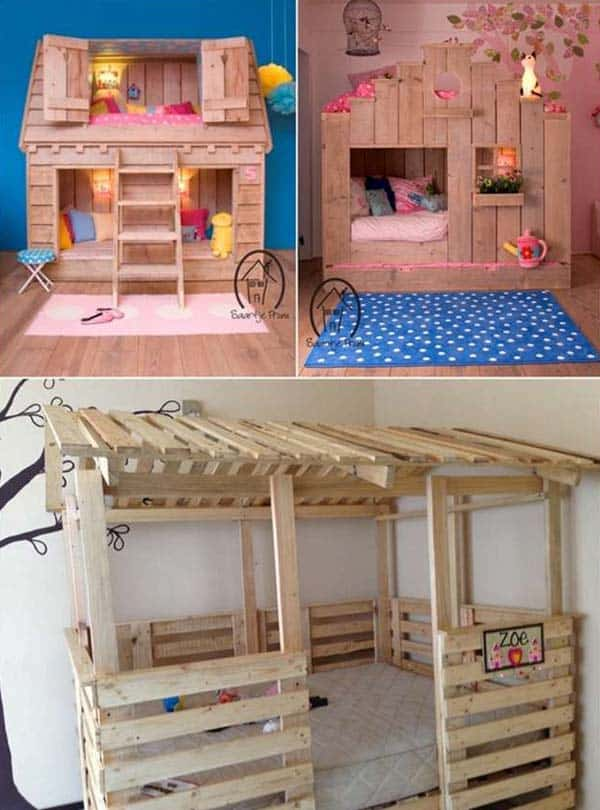 #14 YOU CAN CREATE STATE OF THE ART PLAY HOMES FOR KIDS