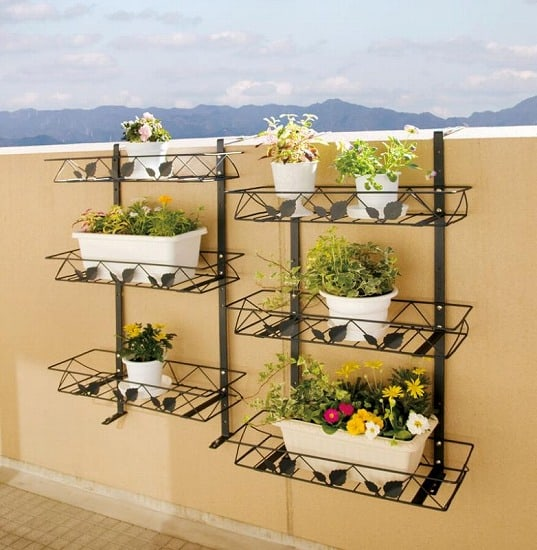 16 Hanging Flower Pot Plant Ideas To Enhance Your Veranda And Home ...