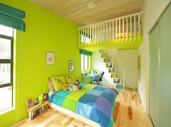 attic bathroom room ideas - 38 Great Double Decker Bed Ideas You And Your Kids Will Love