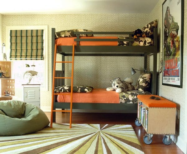 Superbe 30 Great Double Decker Bed Ideas You And Your Kids Will Love For Their  Sleepover