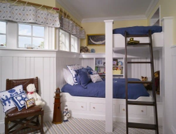 38 Great Double Decker Bed Ideas You And Your Kids Will Love