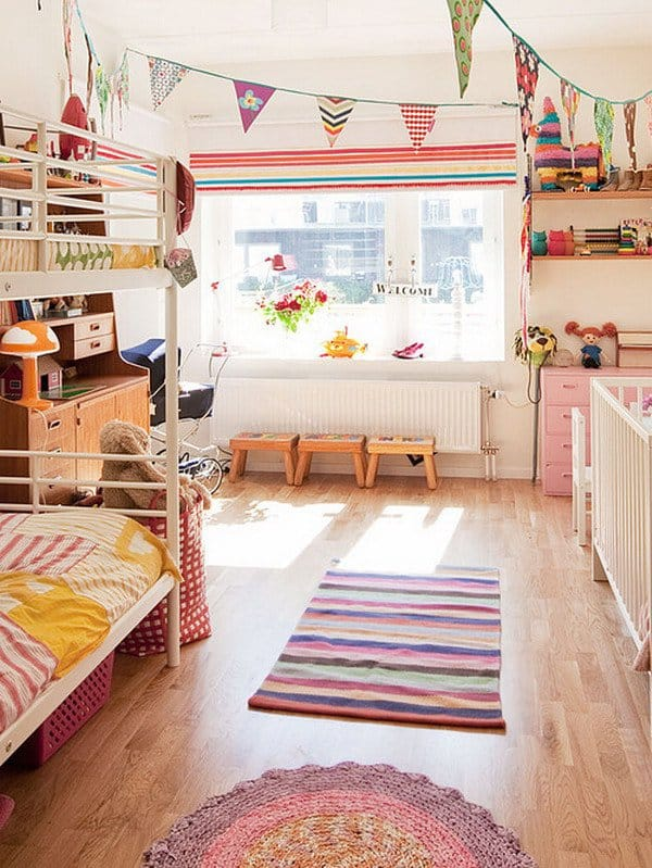 38 great double decker bed ideas you and your kids will love for Double decker crib