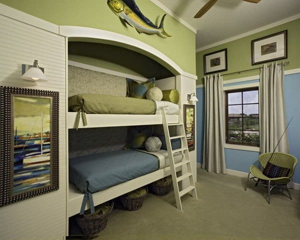 Merveilleux 30 Great Double Decker Bed Ideas You And Your Kids Will Love For Their  Sleepover