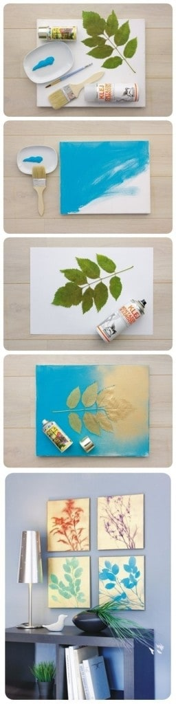 30 Quick And Simple Project Ideas To Create This Autumn (26)