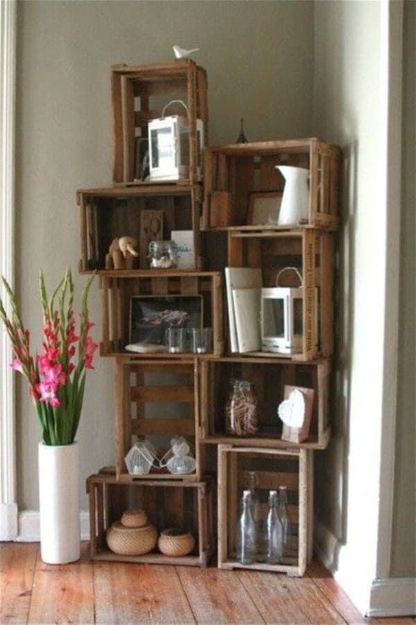 Decorating Home Ideas Part - 49: 28 Rustic Decorating Ideas For Your Home This Fall