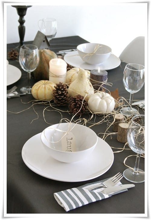 30 Thanksgiving Centerpieces Ideas For Your Home Decor This Fall (11)