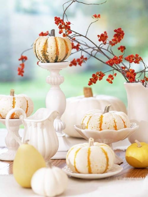 30 Thanksgiving Centerpieces Ideas For Your Home Decor This Fall (17)