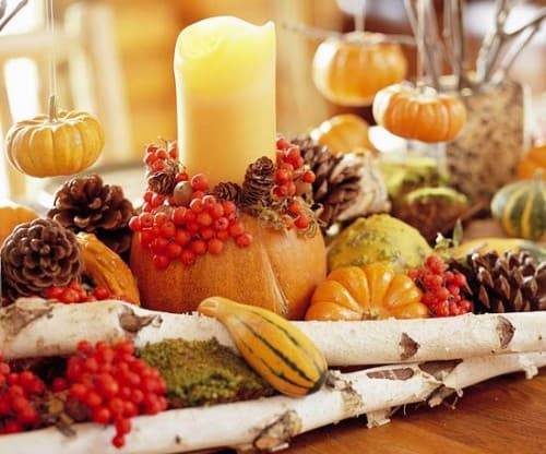 30 Thanksgiving Centerpieces Ideas For Your Home Decor This Fall (18)