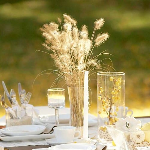 30 Thanksgiving Centerpieces Ideas For Your Home Decor This Fall (7)