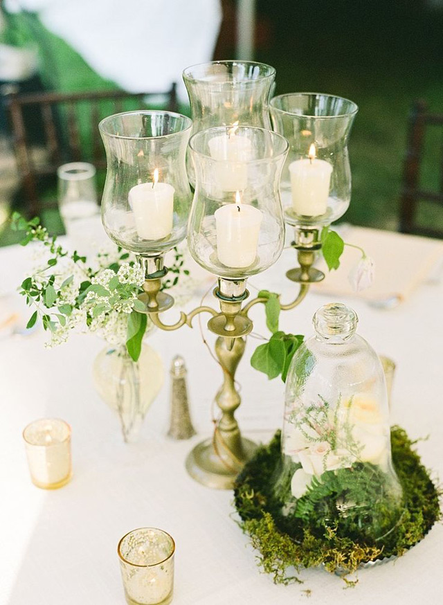 32 Simply Breathtaking Cloche and Bell Jar Decorating Ideas For Magical Weddings homesthetics decor ideas (17)
