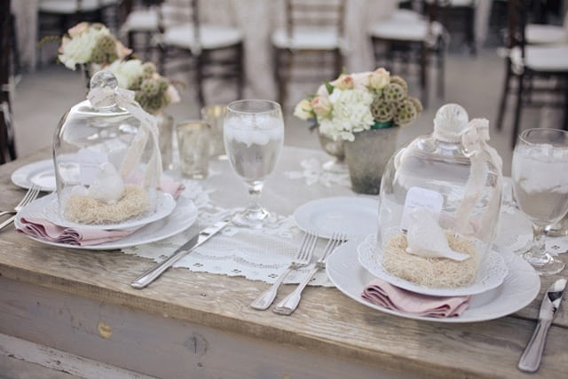 32 Simply Breathtaking Cloche and Bell Jar Decorating Ideas For Magical Weddings homesthetics decor ideas (2)