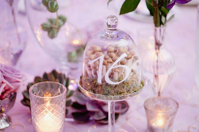 32 Simply Breathtaking Cloche and Bell Jar Decorating Ideas For Magical Weddings homesthetics decor ideas (9)