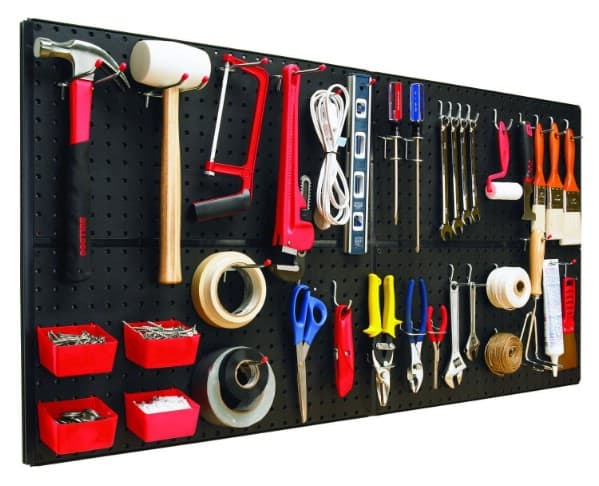 40 Smart Garage Organization Do It Yourself Projects (25)
