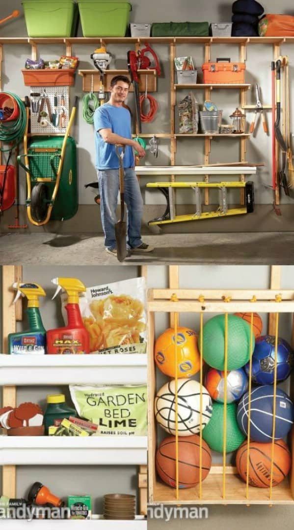 Lovely do it yourself garage organization ideas compilation garage do it yourself garage organization ideas 24 smart garage organization do it yourself projects to solutioingenieria Gallery