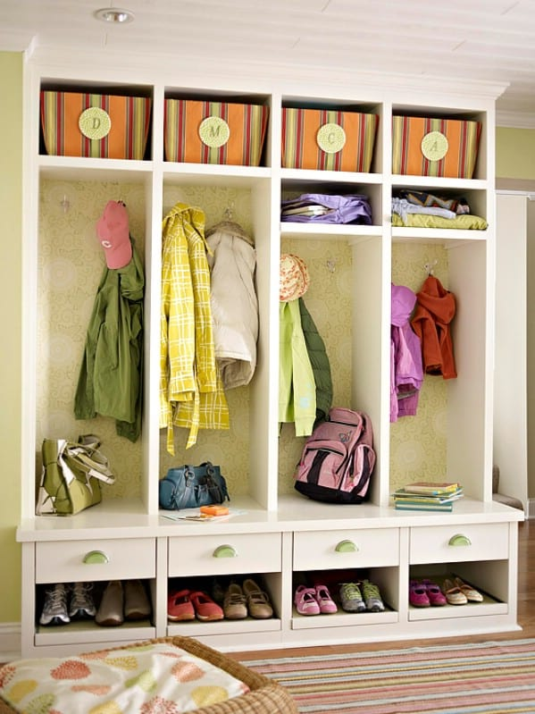 24 smart garage organization do it yourself projects to do this fall 40 smart garage organization do it yourself projects solutioingenieria Gallery