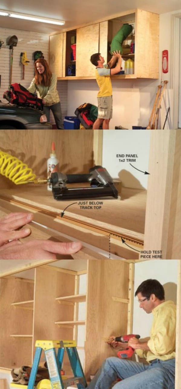 24 Smart Garage Organization Do It Yourself Projects To Do