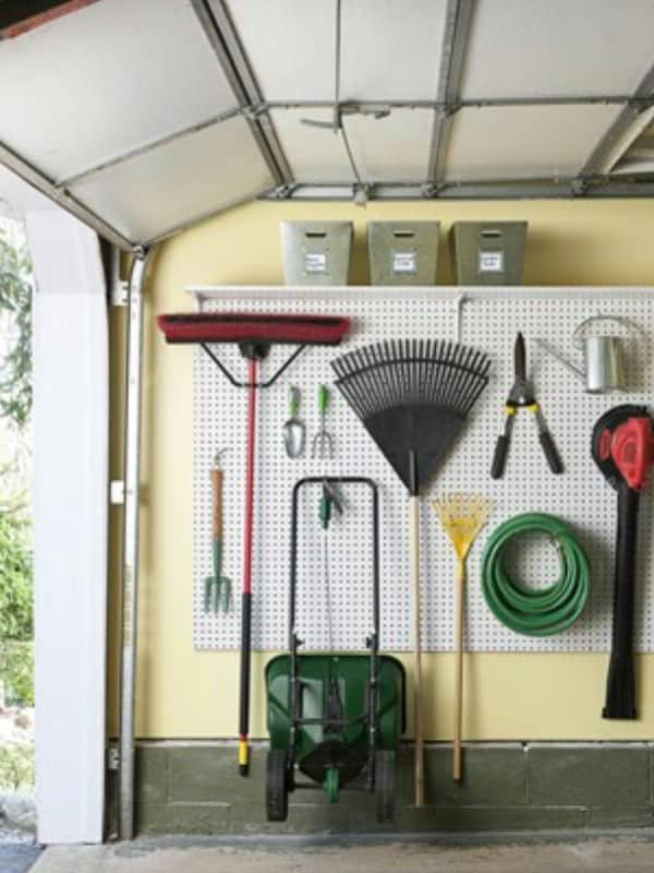 40 Smart Garage Organization Do It Yourself Projects