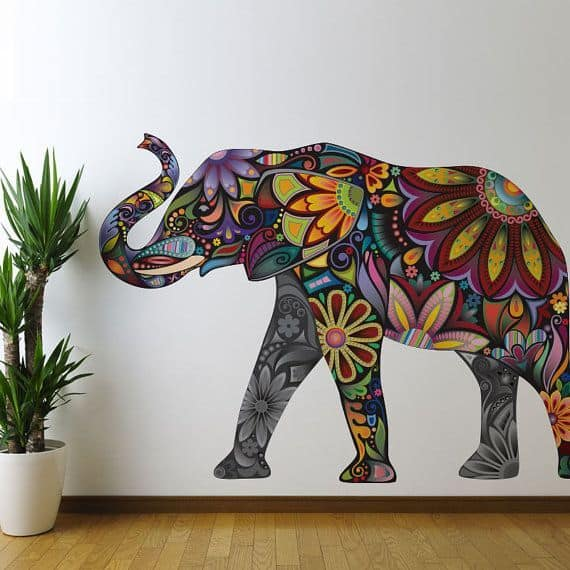 # 28 WALL ART ANIMAL STICKERS YOU CAN DO YOURSELF FOR YOU AND YOUR KIDS' ENJOYMENT