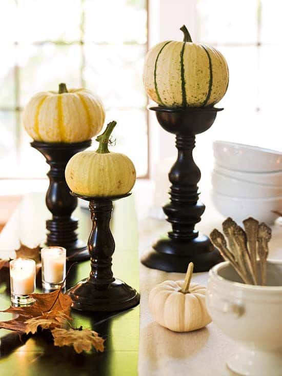 Charming Fall DIY Centerpieces Projects Ready to Beautify Your Home homesthetics decor (18)