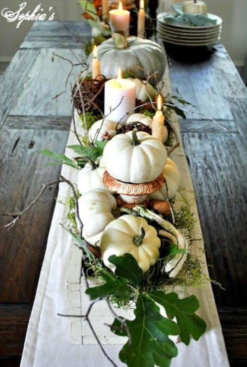Charming Fall DIY Centerpieces Projects Ready to Beautify Your Home homesthetics decor (19)