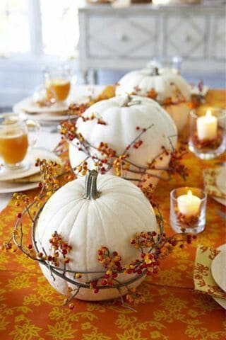 Charming Fall DIY Centerpieces Projects Ready to Beautify Your Home homesthetics decor (20)